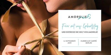 """AMORELIE 6 / Der erste """"Love & Relationship Day"""" von Amorelie Tickets"""