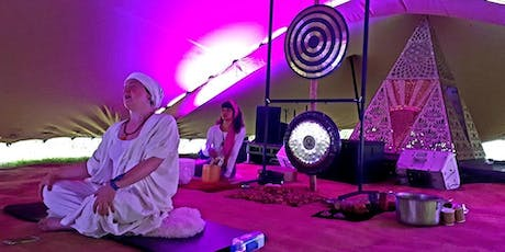Wisdom Roundhouse : Kundalini Yoga and Gongs Immersion tickets