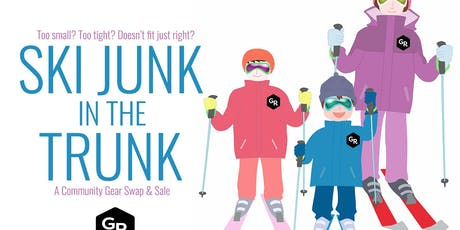 Junk in the Trunk Gear Sale & Swap tickets