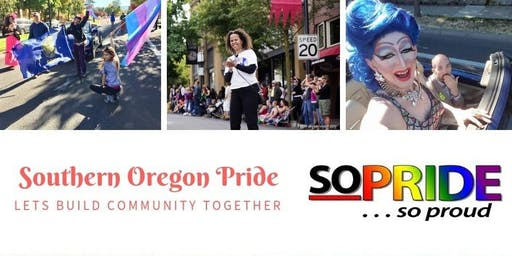 Southern Oregon Pride KICK OFF DANCE and Fundraiser!