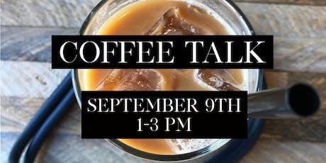 Nurses Coffee Talk tickets