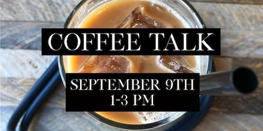 Nurses Coffee Talk