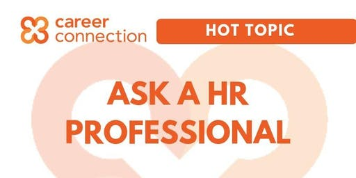 Ask a HR Professional