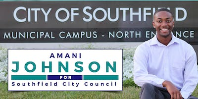 Southfield City Council Candidate Forum - Presented by LWVOA