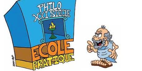 Vivez une soirée avec Socrate billets
