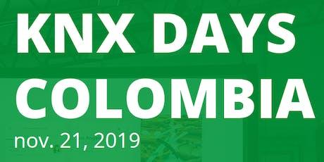 KNX Days Colombia entradas