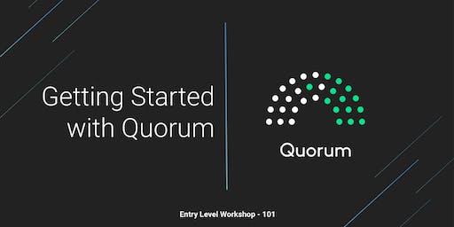 Introdução ao Quroum blockchain