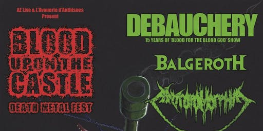 Blood Upon The Castle - Death Metal Fest