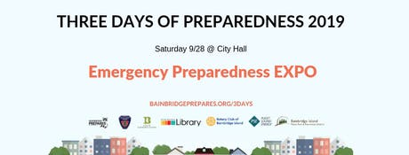 BIEMR/BICERT Volunteer at Emergency Preparedness EXPO tickets