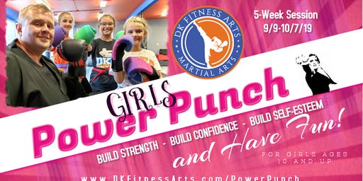 Girl's Power Punch
