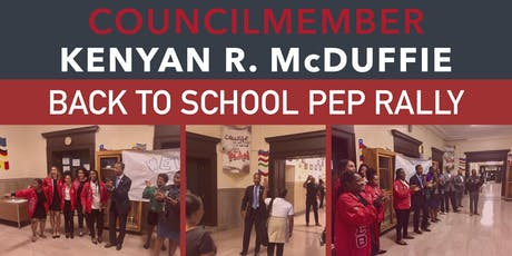 McDuffie's Back to School Pep Rally tickets