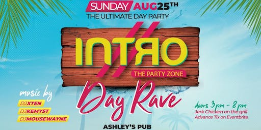 INTRO DayRave - (Day Party Downtown Bremerton)