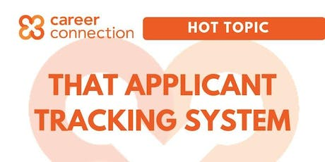 That Applicant Tracking System (ATS) tickets
