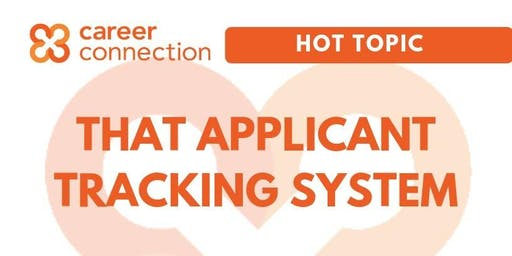 That Applicant Tracking System (ATS)