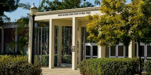 UCLA Social Welfare PhD Information Session