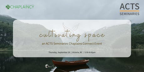 Chaplains Connect with ACTS Seminaries (Victoria) tickets