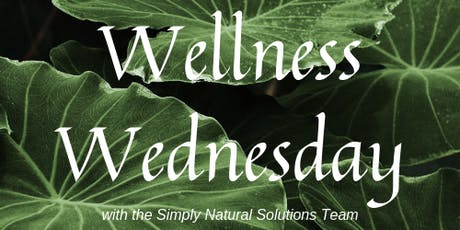 Wellness Wednesday:  Attitude of Gratitude tickets