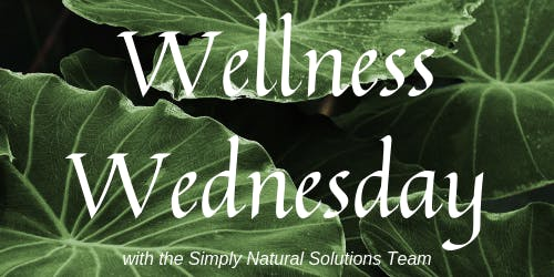 Wellness Wednesday:  Attitude of Gratitude
