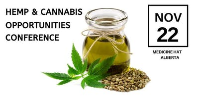 Hemp & Cannabis Opportunities Conference Medicine Hat