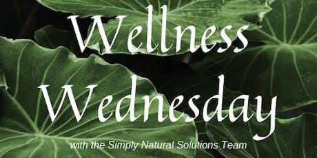 Wellness Wednesday:  The Quiet of the Season tickets
