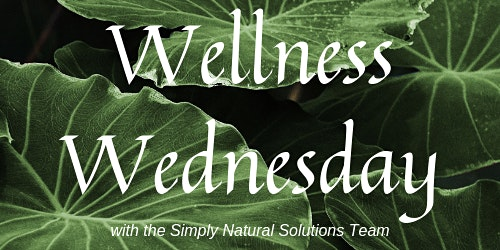Wellness Wednesday:  Natural Steps to Recalibrate YOU