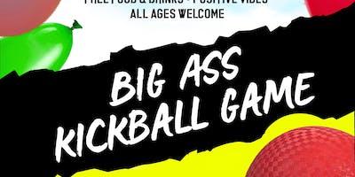 Big Ass Kickball Game