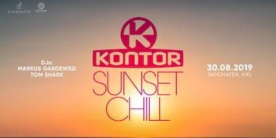 KONTOR SUNSET CHILL @ SANDHAFEN