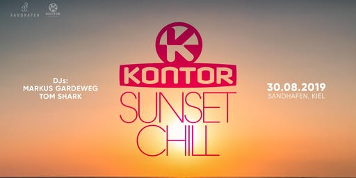 KONTOR SUNSET CHILL @ SANDHAFEN