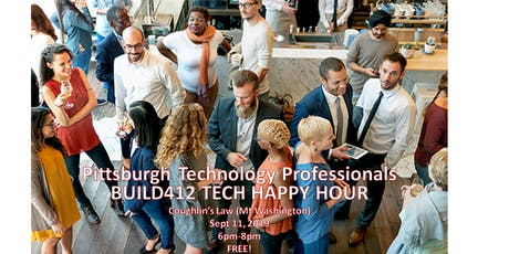 Pittsburgh's Tech Happy Hour - September tickets