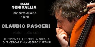 Claudio Pasceri - Concerto per violoncello solo