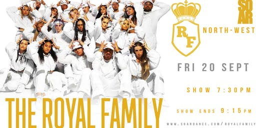 The Royal Family Show - NORTH-WEST