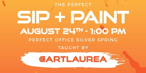 The Perfect Sip & Paint