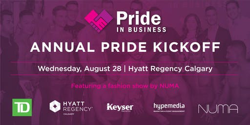 Pride In Business Annual Pride Kickoff - in partnership with TD