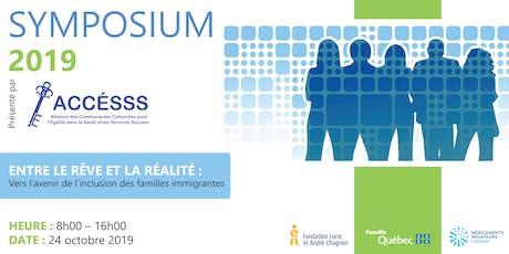 Vers l'avenir de l'inclusion des familles immigrantes billets
