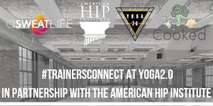 #TrainersConnect at Yoga2.0 in Partnership with The...
