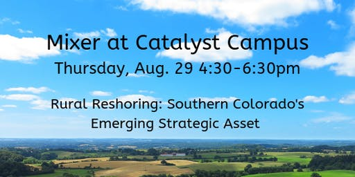 Catalyst Campus Mixer