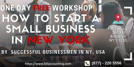 How To Start A Small Business in New York, United States