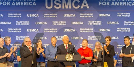 Trade Works for America Event with Special Guest Vice President Mike Pence tickets