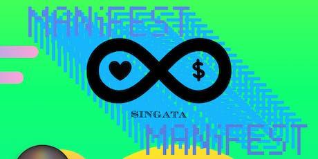 MANIFEST Pop Art/Dance Party Presented by SINGATA tickets