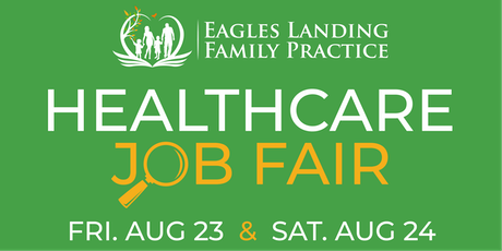 ELFP Healthcare Job Fair - McDonough, GA tickets