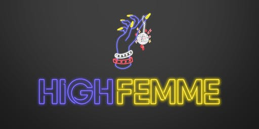 HIGHFEMME! Back at Cerise Rooftop at Virgin Hotels