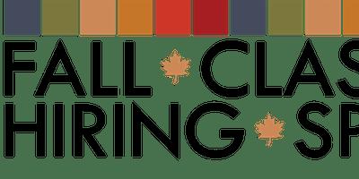 Fall Classic Employer Registration