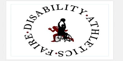The 5th Annual Disability Athletics Faire!