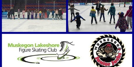 Learn to Skate at L.C. Walker tickets