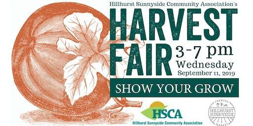 Hillhurst Sunnyside Farmers' Market Harvest Fair