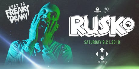 9.21 | RUSKO | THE MARC | SAN MARCOS, TX tickets
