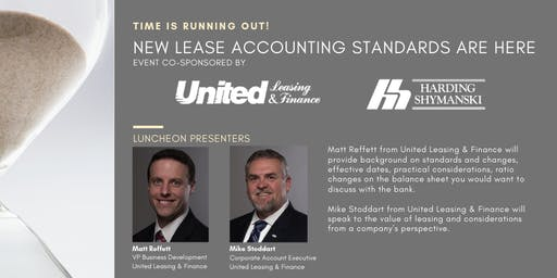 New Lease Accounting Standards Are Here