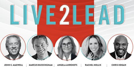 Live2Lead 2019 Leadership Conference - LIVE Simulcast tickets