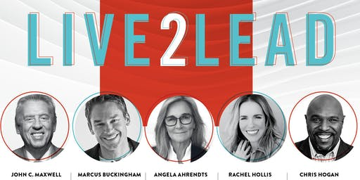 Live2Lead 2019 Leadership Conference - LIVE Simulcast