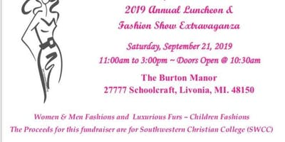 The Patrons of Christian Education Luncheon & Fashion Show